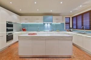 انتخاب رنگ  کابينت آشپزخانه,کابینت ام دی ا ف،کابینت چوبی
