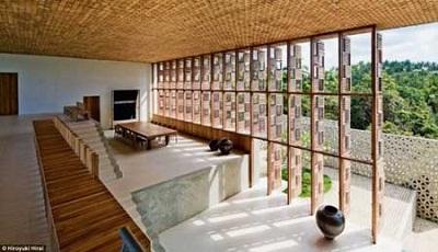 چشمگیرترین خانه های طراحی شده جدید جهان,اخبار چوب , خبر چوب , اخبار صنعت چوب , صنعت چوب و کاغذ
