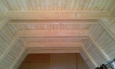 لمبه کوبی سقف