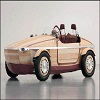 خودروی چوبی تویوتا,اخبار چوب , خبر چوب , اخبار صنعت چوب , صنعت چوب و کاغذ