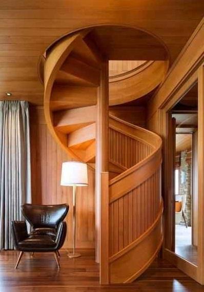 دکوراسیون چوبی خانه ایرانی به سبک مدرن