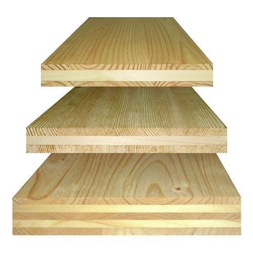 پنل چوبی ترمو ۳ لایه