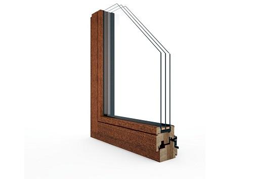 پروفیل چوبی -ترمووود درب و پنجره