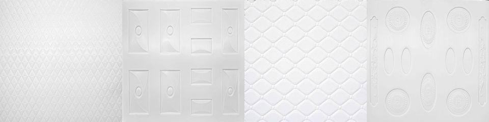 ورق PVC امباس