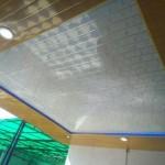 سقف کاذب پی وی سی - PVC