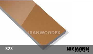 پلی گلاس نیمن-S23-Quartz Bronze