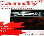 پارکت لمینت کندی وود - Candy Wood