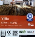 پارکت لمینت ویلا -Villa Flooring