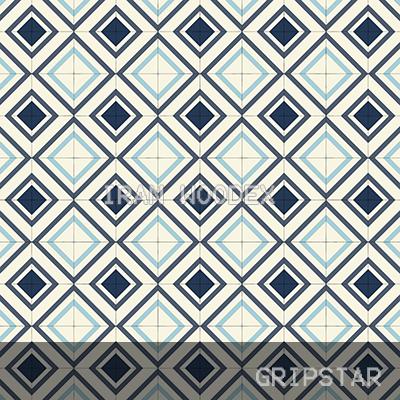 کفپوش پی وی سی تارکت گریپ استار -TARKETT GRIPSTAR-cabana-blue