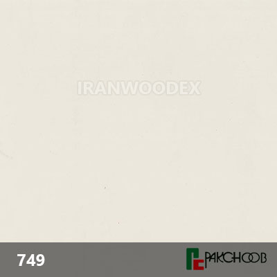 هایگلاس پاک چوب کد 749-بیانکو