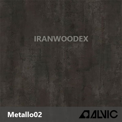 پلی گلاس الویک-Metallo 02
