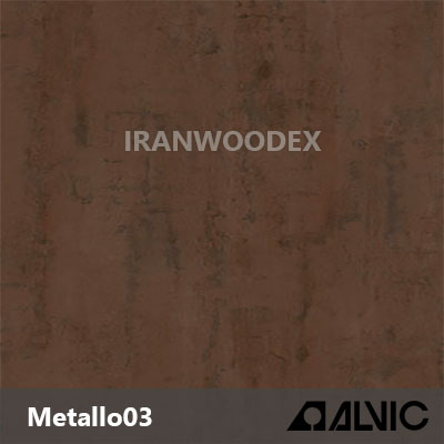 پلی گلاس الویک-Metallo 03
