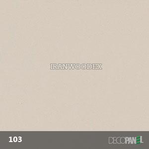 هایگلاس دکو پنل-103-کرم
