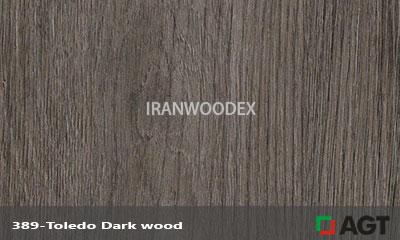 389-Toledo Dark wood