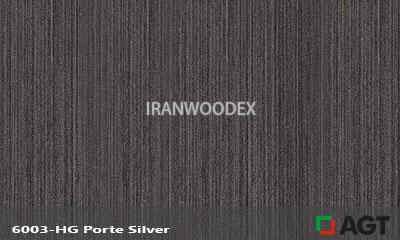 6003-HG Porte Silver