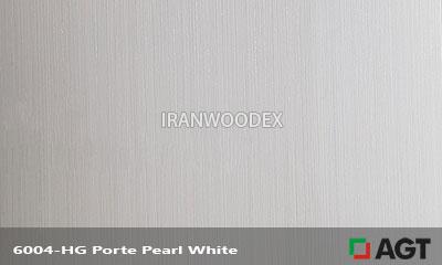 6004-HG Porte Pearl White