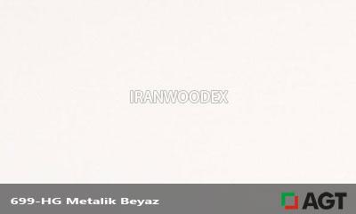 699-HG Metalik Beyaz