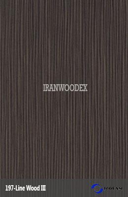 ام دی اف ایزوفام-197-لاین وود 3