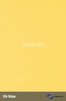 ام دی اف ایزوفام-334-زرد