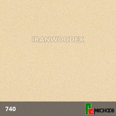 هایگلاس پاک چوب کد 740-متالیک