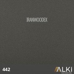 هایگلاس آلکی-442-PET Titanyum Gri