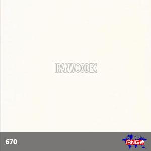 هایگلاس ای ان جی-670-سفید اکلیلی