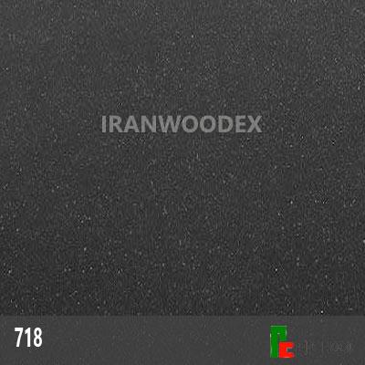 هایگلاس پاک چوب کد 718-گلکسی مشکی