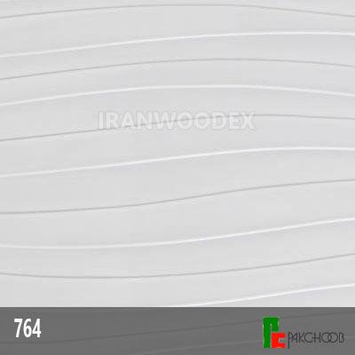 هایگلاس پاک چوب-764-سفید دالگالی