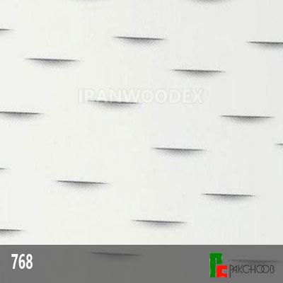هایگلاس پاک چوب-768-هلال سفید