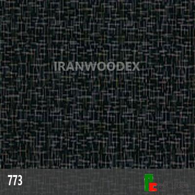 هایگلاس پاک چوب کد 773-مشکی استار