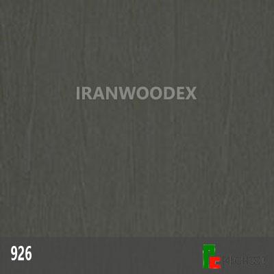 هایگلاس پاک چوب کد926-خاکستری تیره برجسته