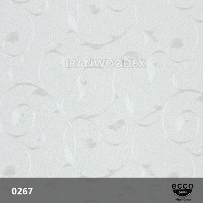 هایگلاس اکوپنل -0267-پیچک سفید