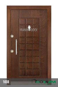 درب ضدسرقت درسام -1038