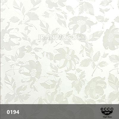 هایگلاس اکوپنل -0194-رزسفید