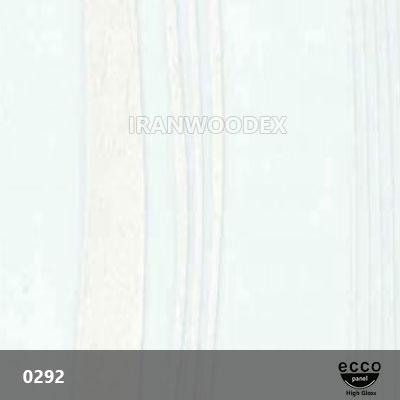 هایگلاس اکوپنل -0292-طرح چوب لیزر