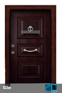 023zn-درب ضدسرقت صباچوب