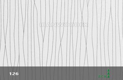 ام دی اف آذران چوب کیمیا  126-سفید بارانی