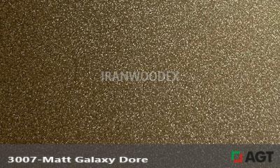 هایگلاس AGT-کد 3007-Matt Galaxy Dore