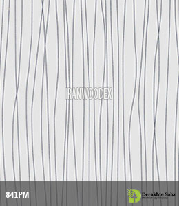روکش P.V.C-سفید بارانی pm841