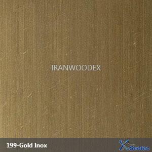 هایگلاس سی تک-199-Gold-Inox