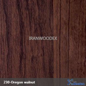 هایگلاس سی تک-230-Oregon walnut