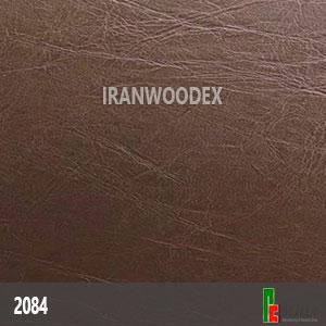 صفحه کابینت پاک چوب-2084-قهوه ای چرم