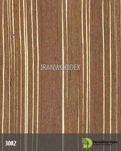 صفحه کابینت درخت سبز-3082-خیزران قهوا ای