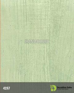 صفحه کابینت درخت سبز-4197-سبز طرح چوب