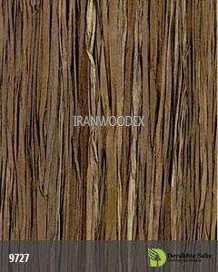 صفحه کابینت درخت سبز-9727-بامبو قهوه ای براق