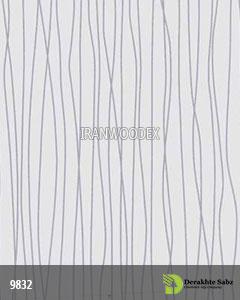 صفحه کابینت درخت سبز-9832-سفید بارانی براق
