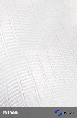 ام دی اف فوق برجسته ایزوفام-EM1-White
