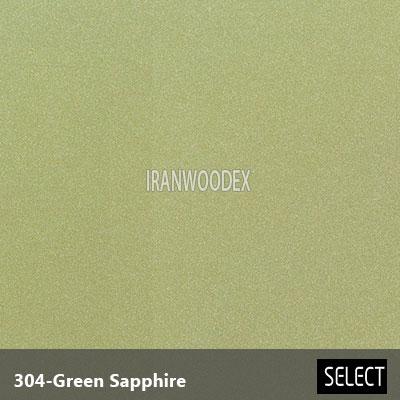 ام دی اف سلکت-304-Green Sapphire