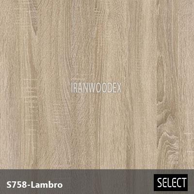 ام دی اف سلکت-S758-Lambro