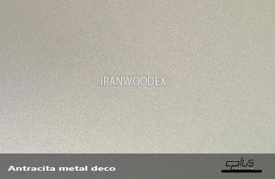 ام دی اف سی پلاس-Antracita metaldeco